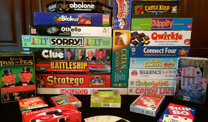 Board Games: Fun for all the family | Manny & Me | London based ...